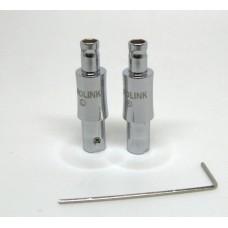 Sennheiser H800 plugs