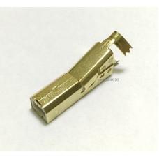 3μm Gold plated USB-B plug