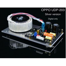 Zerozone OPPO UDP-203 / Cambridge CXUHD Silver version