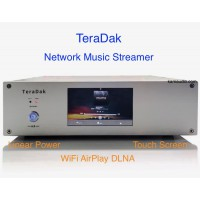 TeraDak SPI Network Music Streamer