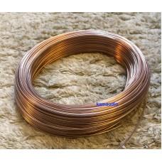 Solid core OCC wire